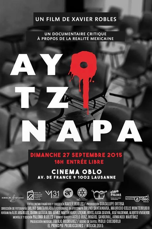 lausanne ayotzinapa cronica estado crimen